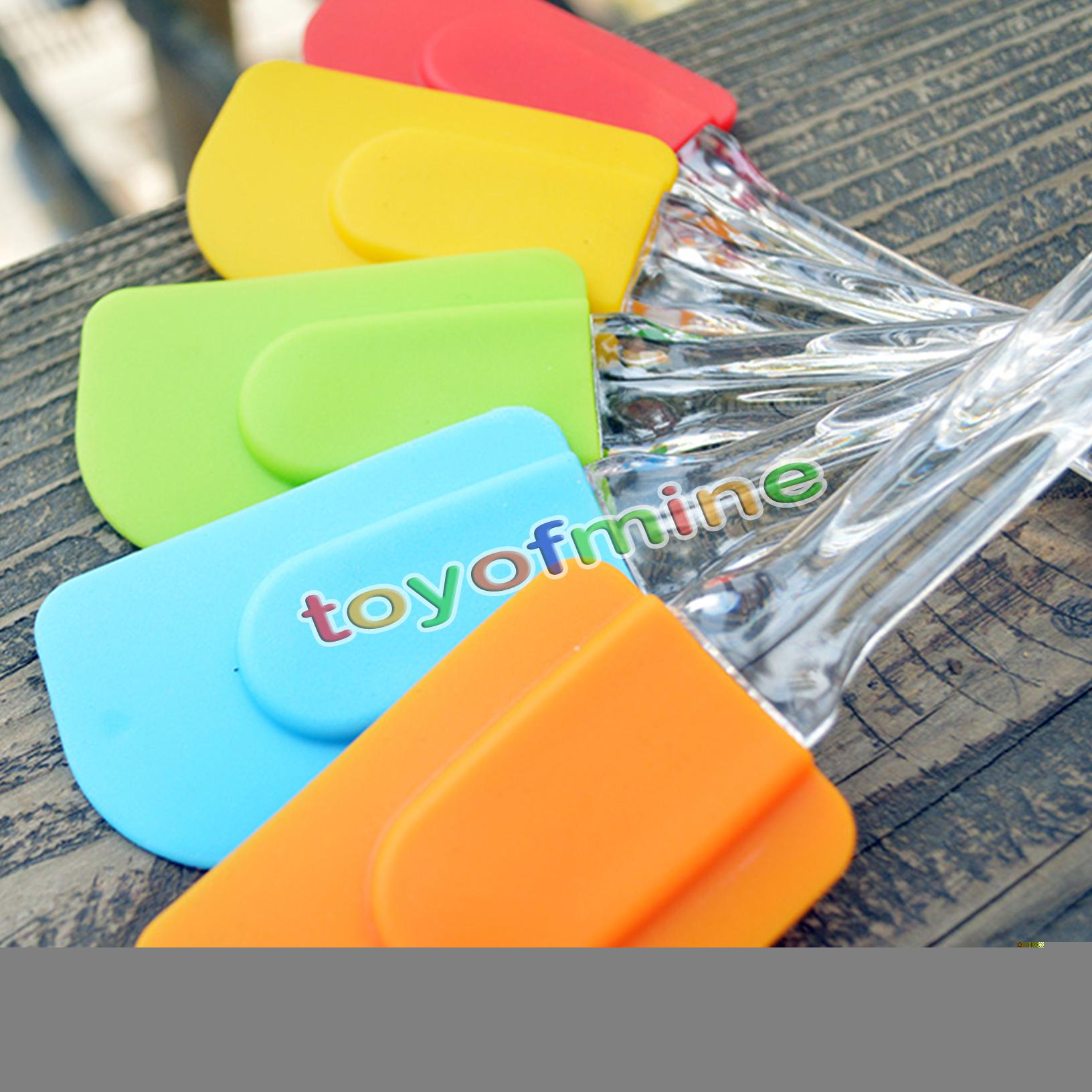 La cuisine cuisson scraper carepac silicone spatule - Spatule plastique cuisine ...