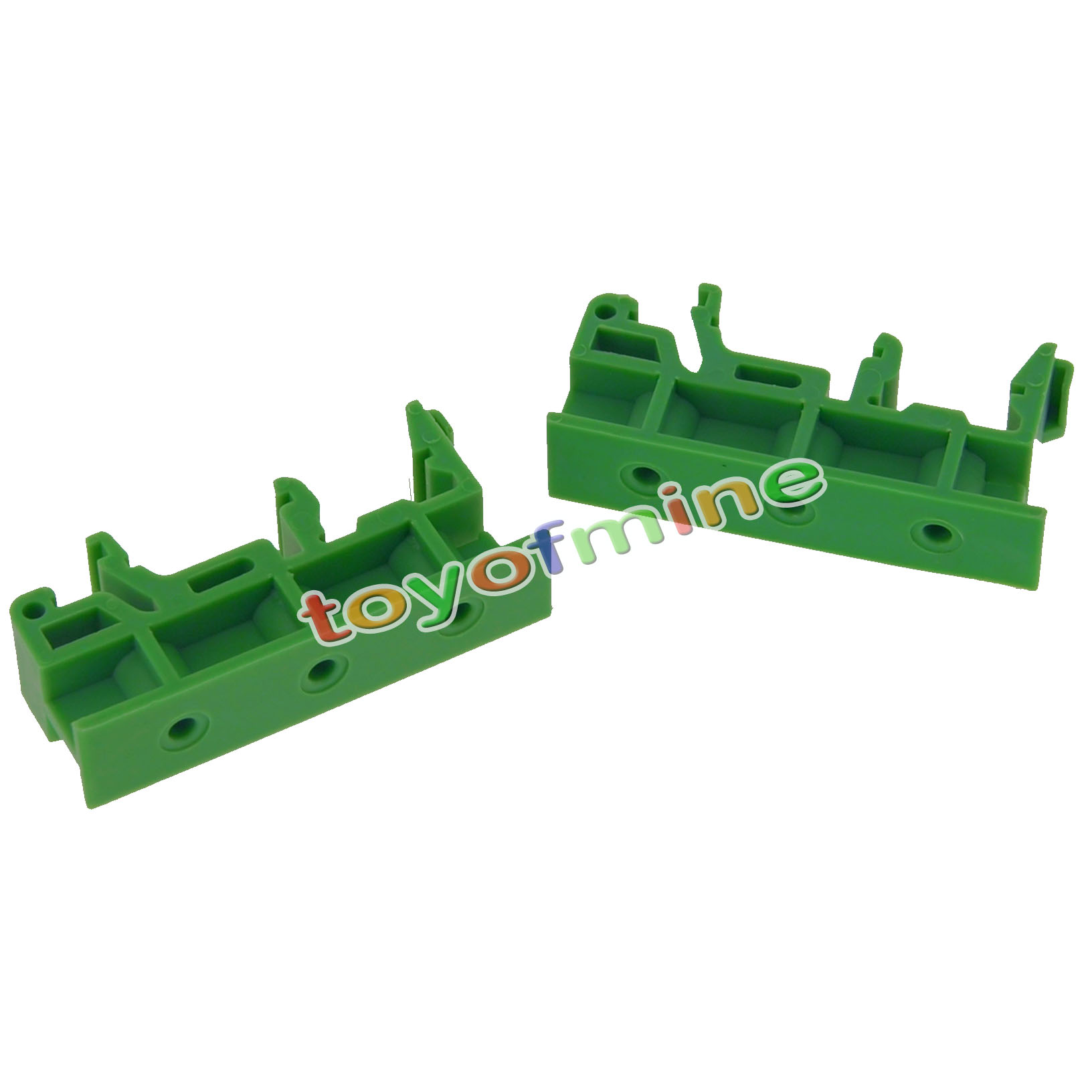 Pcb Circuit Board Mounting Bracket For Din C45 Rail Mounting Simple
