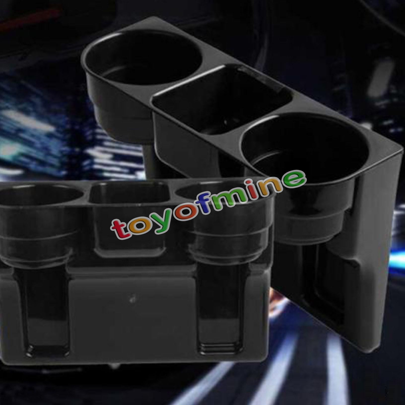 universal car seat drink cup holder valet travel coffee bottle food mount stan ebay. Black Bedroom Furniture Sets. Home Design Ideas