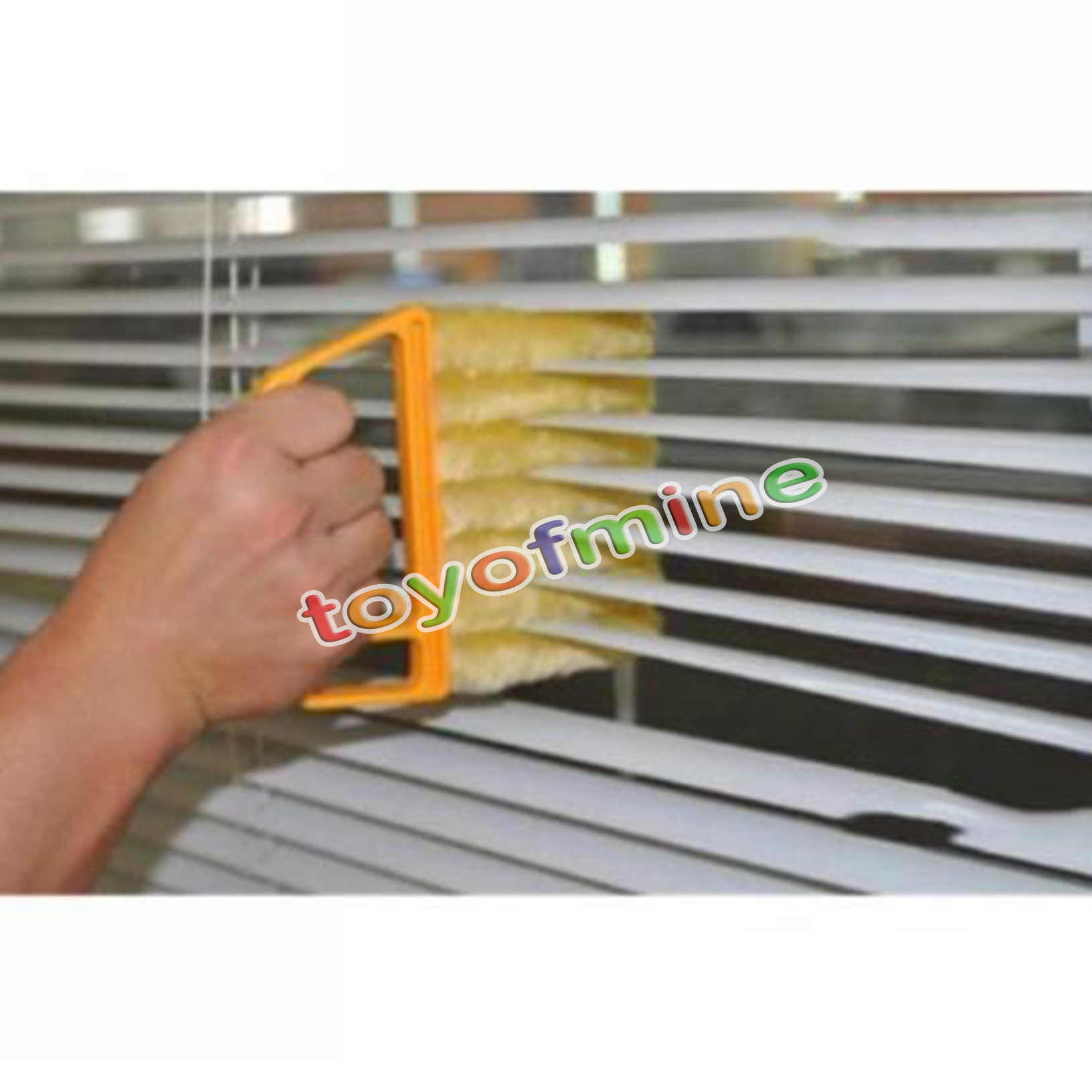 Venetian Blind Brush Window Air Conditioner Duster Dirt Clean Cleaner #A47127