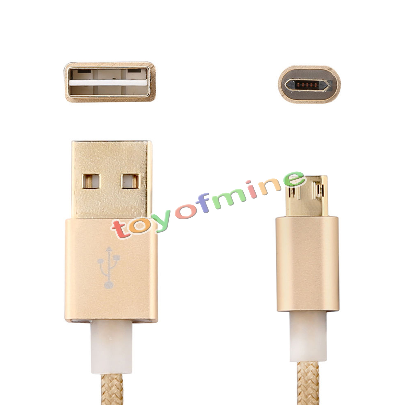 Reversible Double Sided Plugable Usb Micro Usb Charger