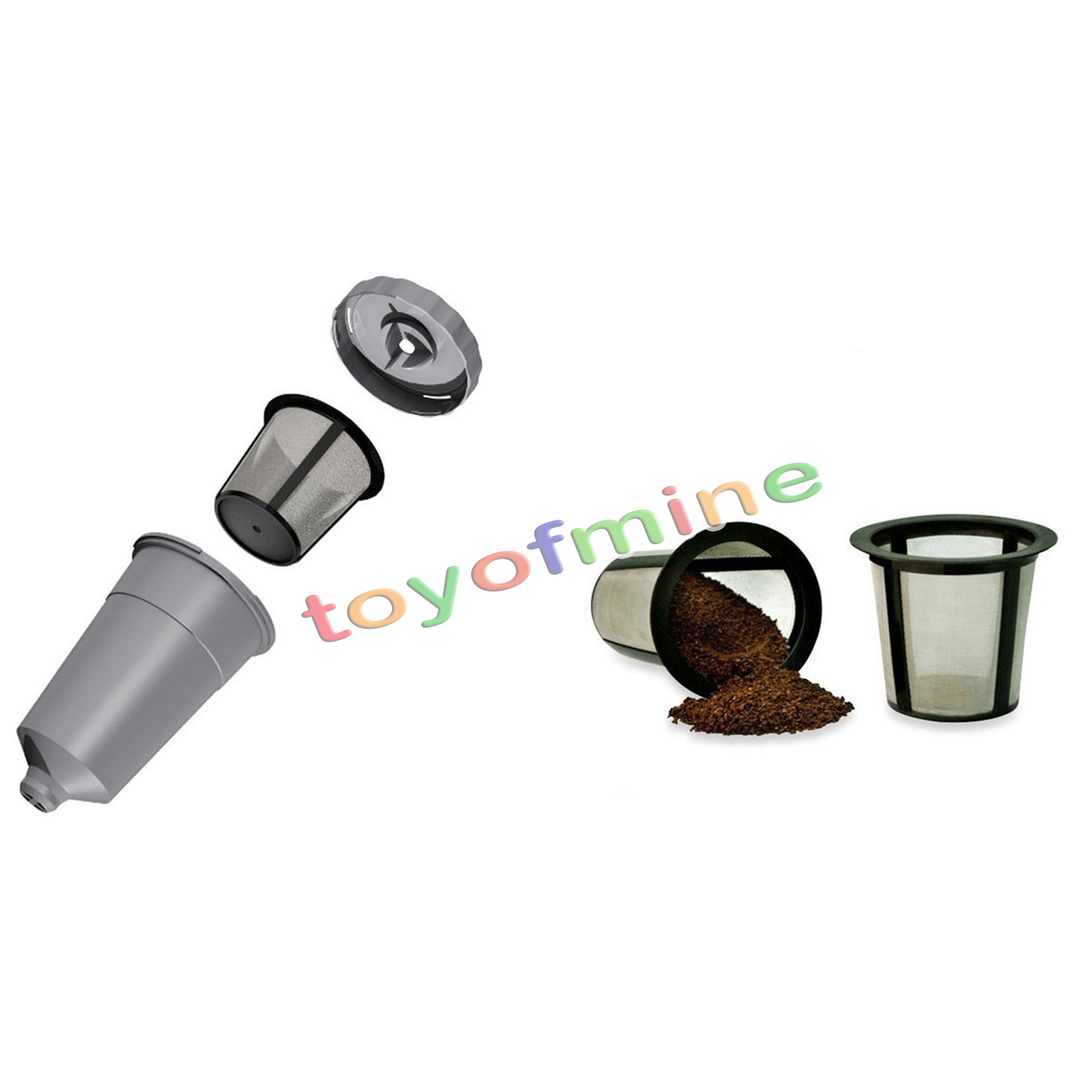 Replacement Part for KEURIG My K-Cup Reusable Coffee Filter Refillable Holder eBay