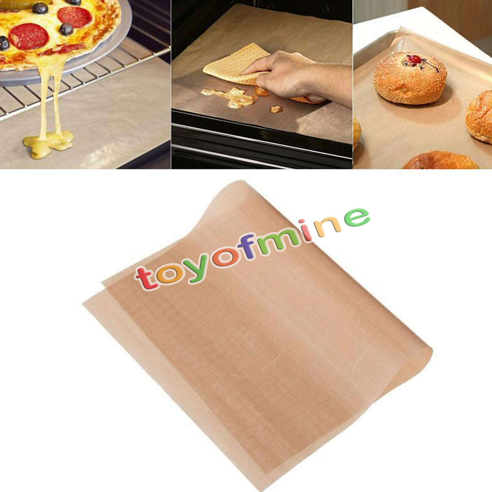 Non-stick BBQ Oven Base Trays Liner Plate Cooking Baking