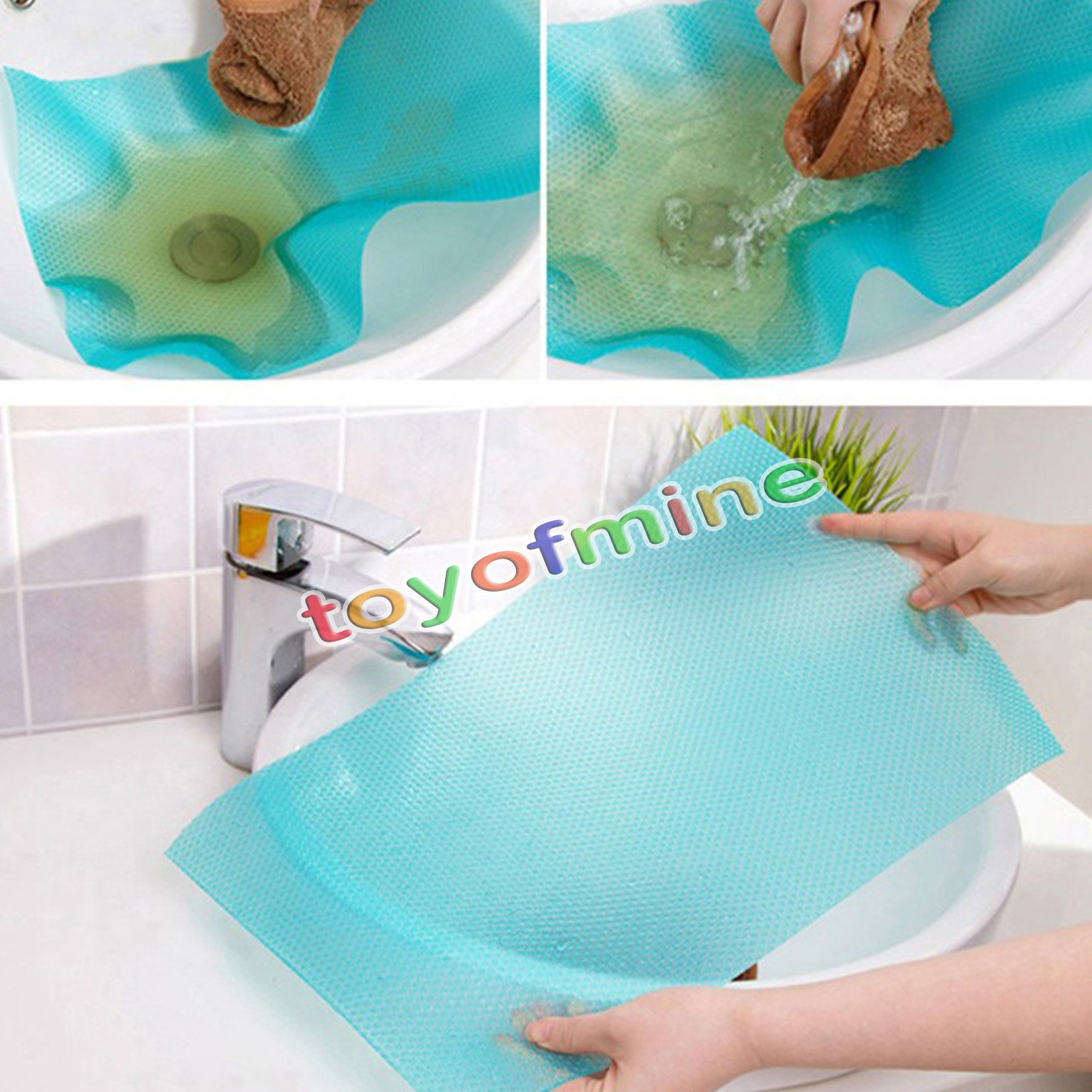 4 x kühlschrank antifouling pad wasserdichte matte ~ Kühlschrank Nass