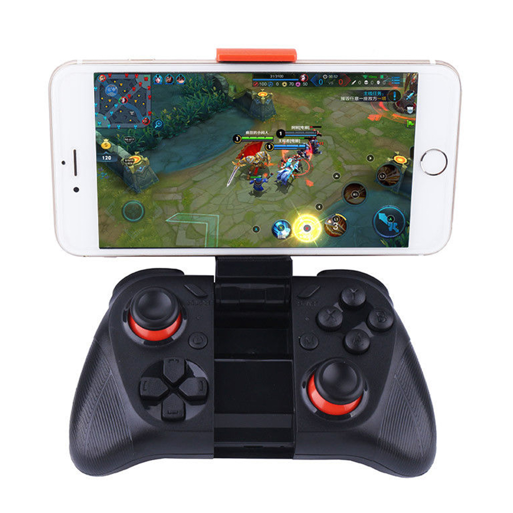Details about New Mocute 053/054 Bluetooth Gamepad Android Wireless Controller Remote VR Game