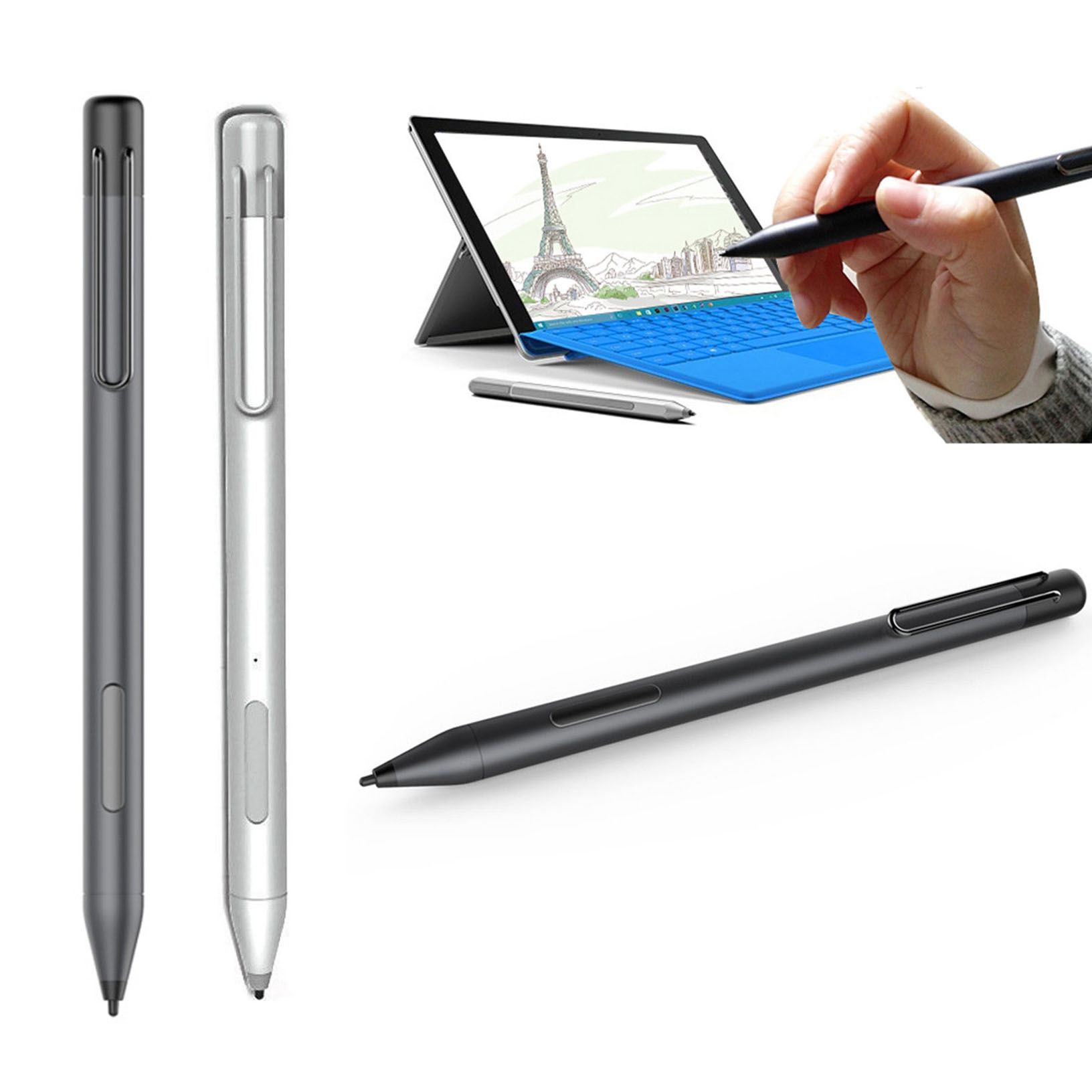 Surface Stylus Pen For Microsoft Surface 3 Pro 3 //4 Pro 4 //Pro 5 //Surface Book