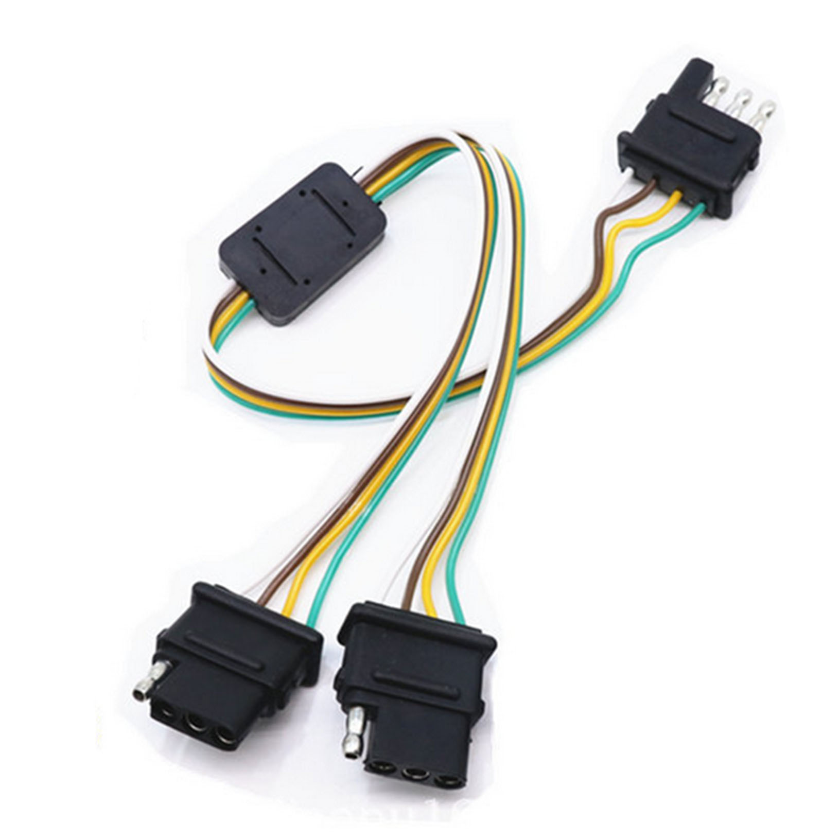 Trailer Light Wiring Harness Add 4