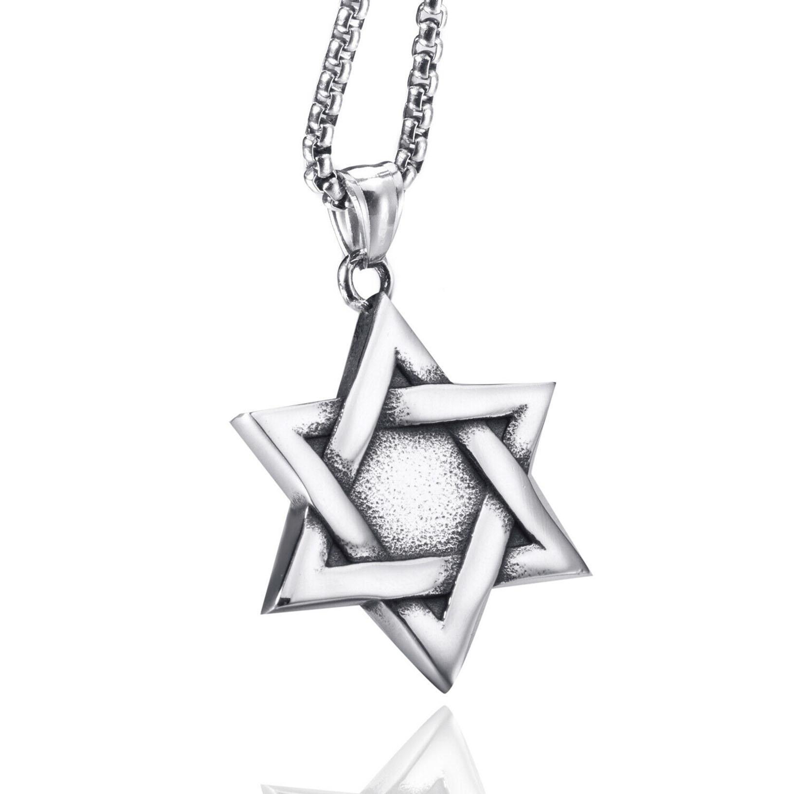 Étoile de David Boucles d/'Oreilles Argent Sterling 925 BEST DEAL Bijoux USA Vendeur