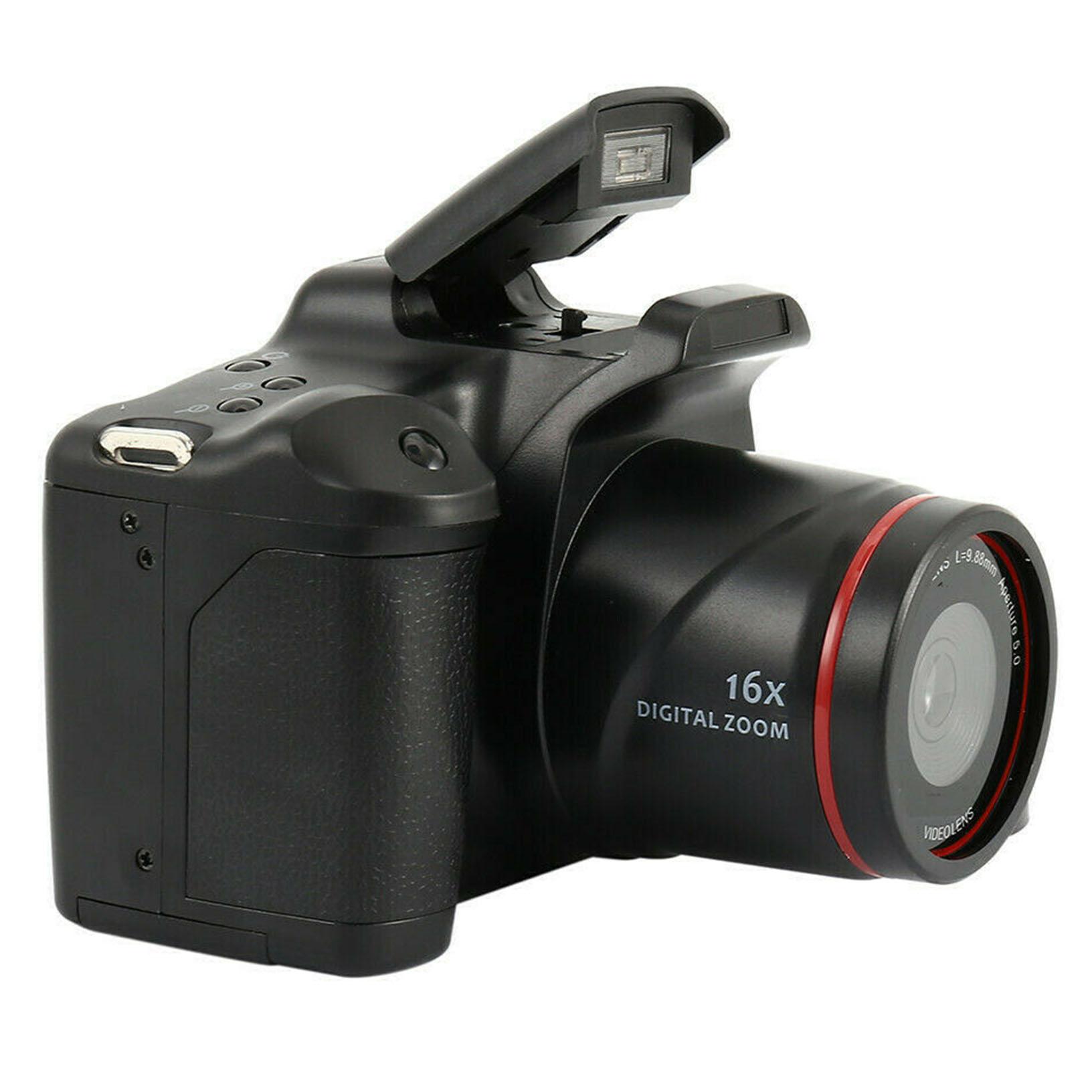 1PC Digital Camera 3.0 Inch TFT LCD Screen 16X Zoom HD 16MP 1080P Anti-shake US